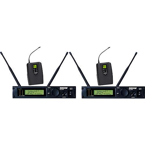 Shure ULXP14D Dual Guitar/Bass Wireless System thumbnail