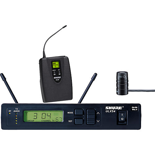 Shure ULXS14/83 Lavalier Wireless System-thumbnail