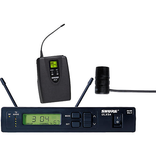 Shure ULXS14/84 Lavalier Wireless System thumbnail