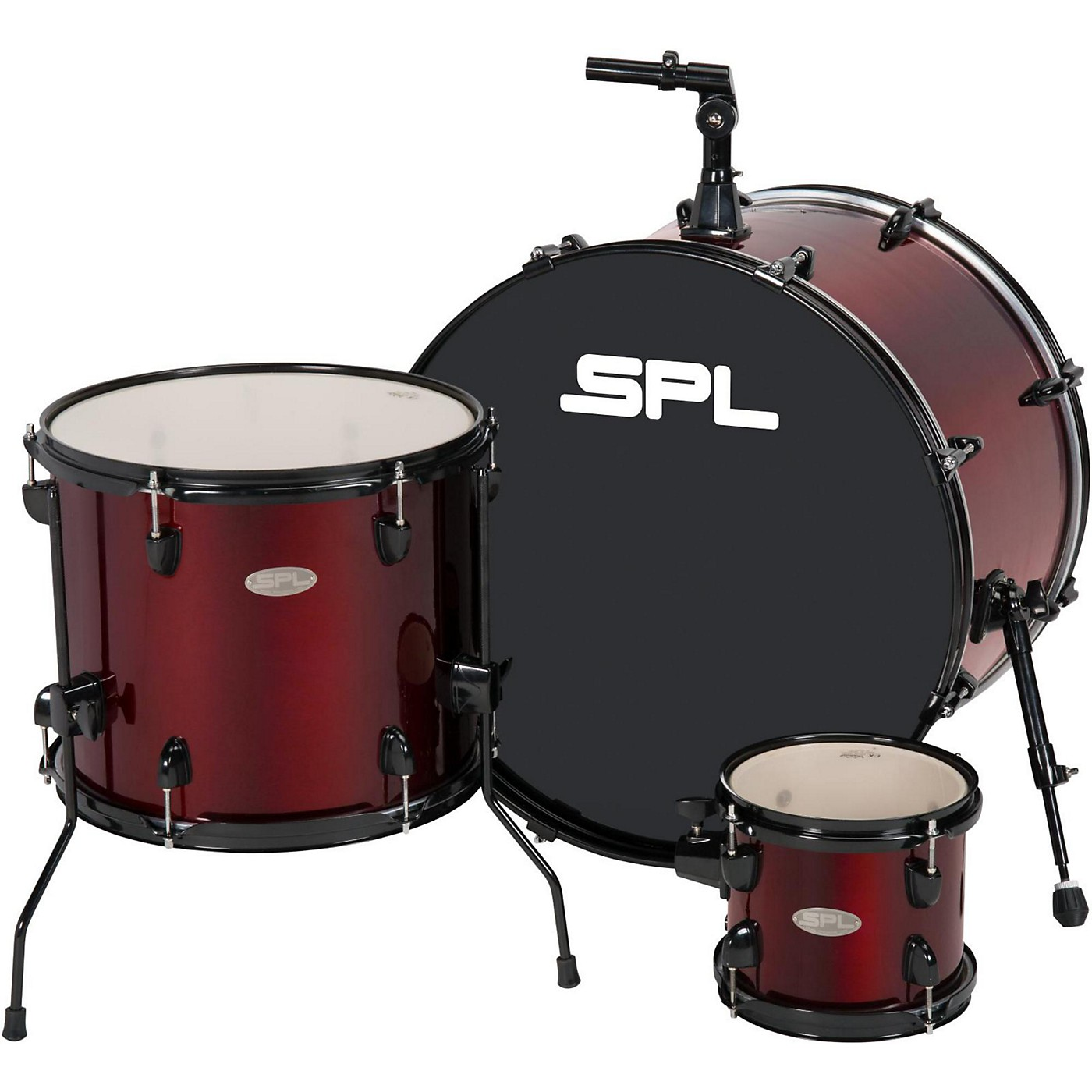 Sound Percussion Labs UNITY 3-Piece Add-On Shell Pack thumbnail