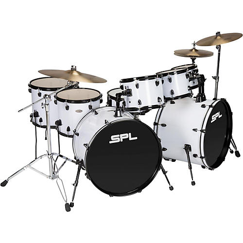 Sound Percussion Labs UNITY 8-Piece Double Bass Drum Shell Pack thumbnail