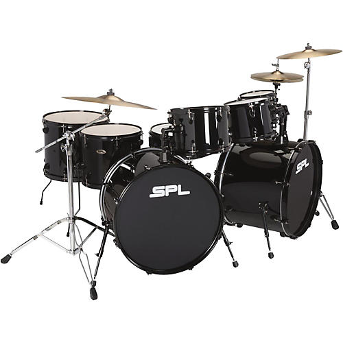Sound Percussion Labs UNITY 8-Piece Double Bass Drum Shell Pack with PDP Hardware thumbnail
