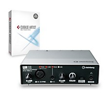 Steinberg UR12 2x2 USB 2.0 Audio Interface With Cubase Artist
