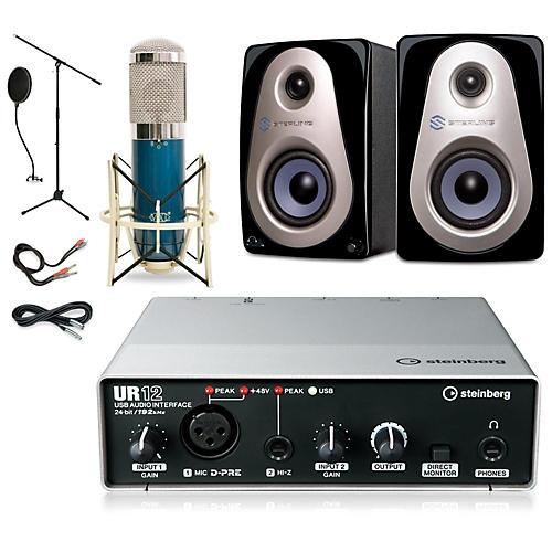 Steinberg UR12, MXL 4000, MX3 Package thumbnail