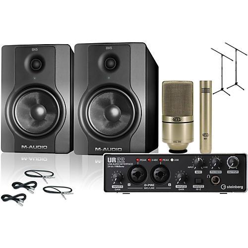 Steinberg UR22 BX5 MXL 990/991 Package thumbnail
