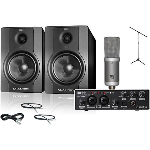 Steinberg UR22 BX5 MXL V250 Package thumbnail