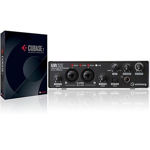 Steinberg UR22 USB2.0 Audio Interface Upgrade thumbnail