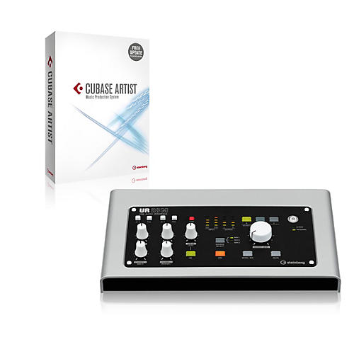 Steinberg UR28M USB 2.0 Audio Interface With Cubase Artist thumbnail