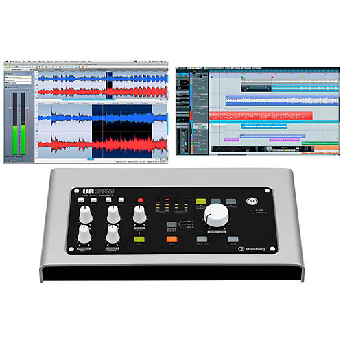 Steinberg UR28M USB 2.0 Audio Interface with DSP FX thumbnail