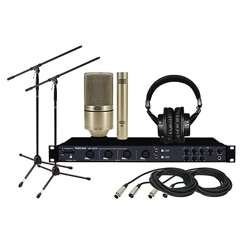 Tascam US-1200 MXL Package thumbnail