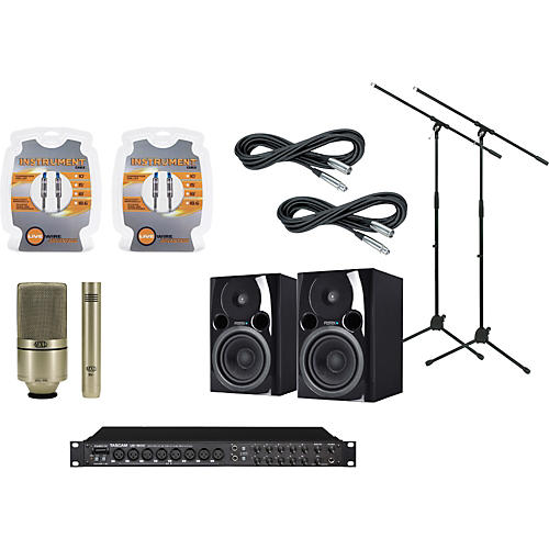 Tascam US-1800 Recording Package thumbnail