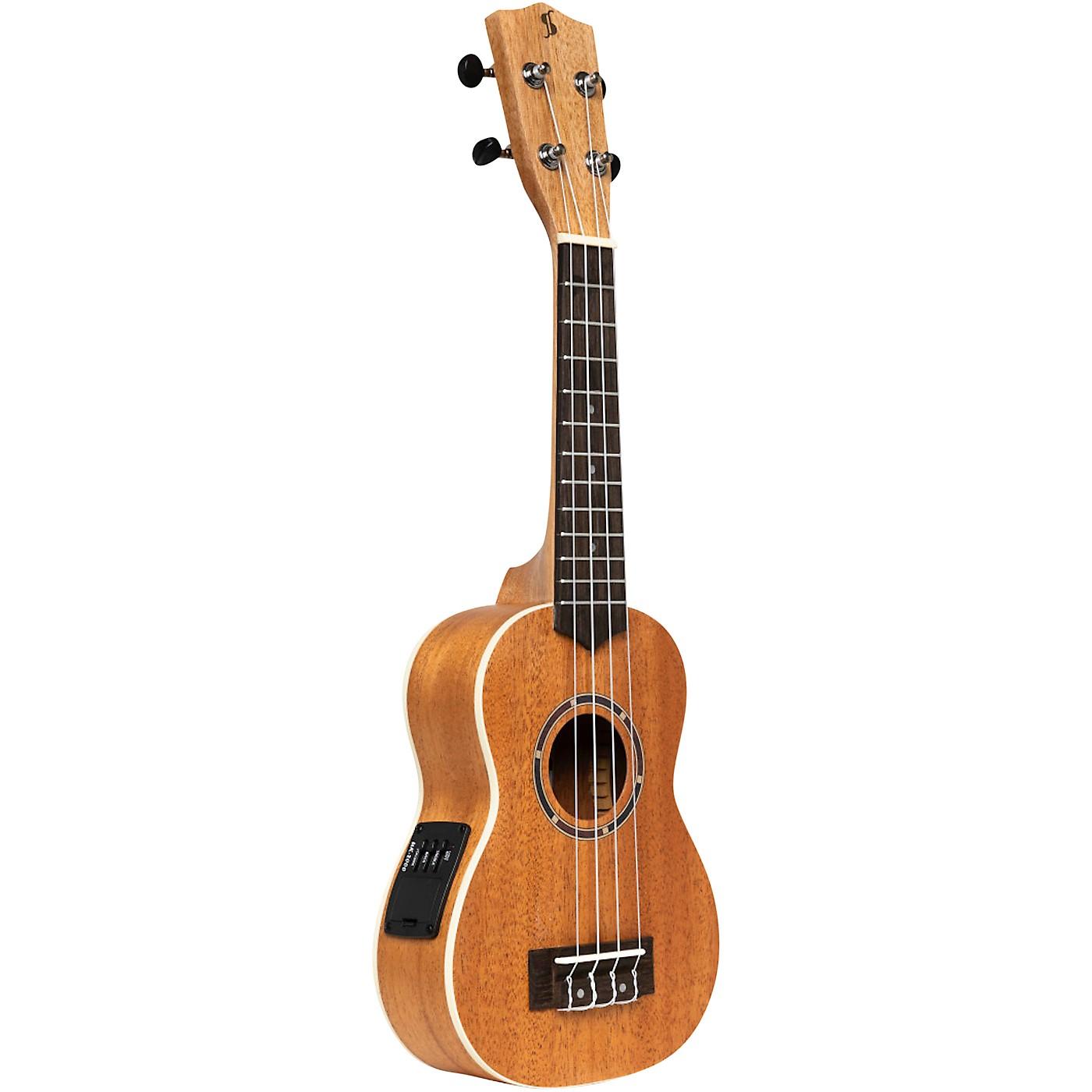 Stagg US-30 E Soprano Acoustic-Electric Ukulele thumbnail