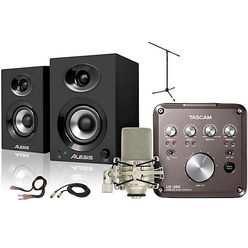 Tascam US-366 MXL Package-thumbnail