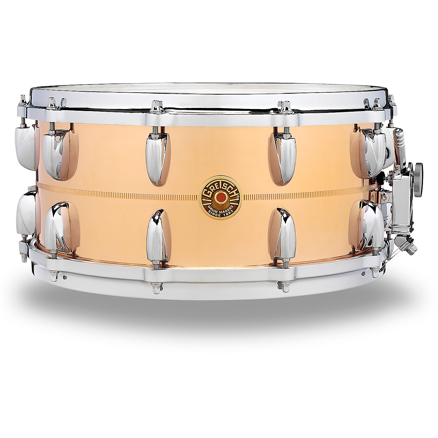 Gretsch Drums USA Bronze Snare Drum thumbnail