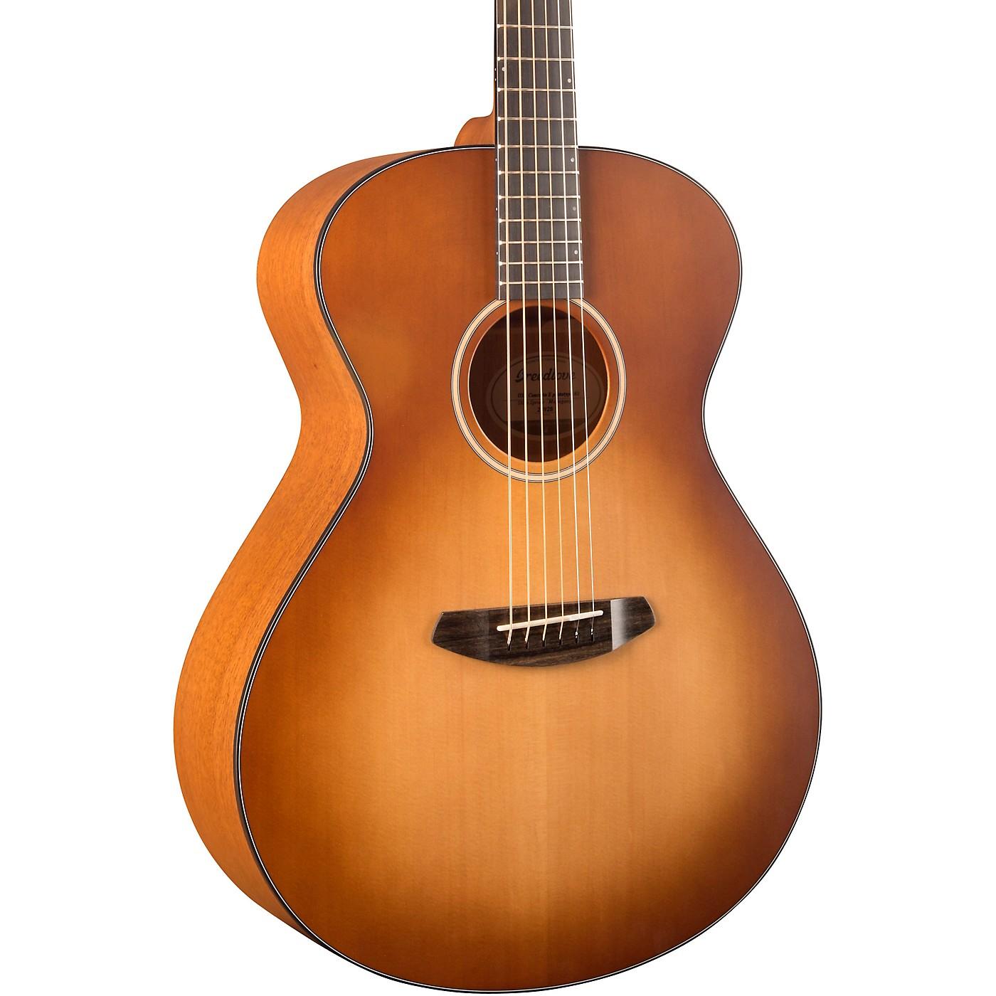 Breedlove USA Concerto E Sitka Spruce-Mahogany Acoustic/Electric Guitar thumbnail