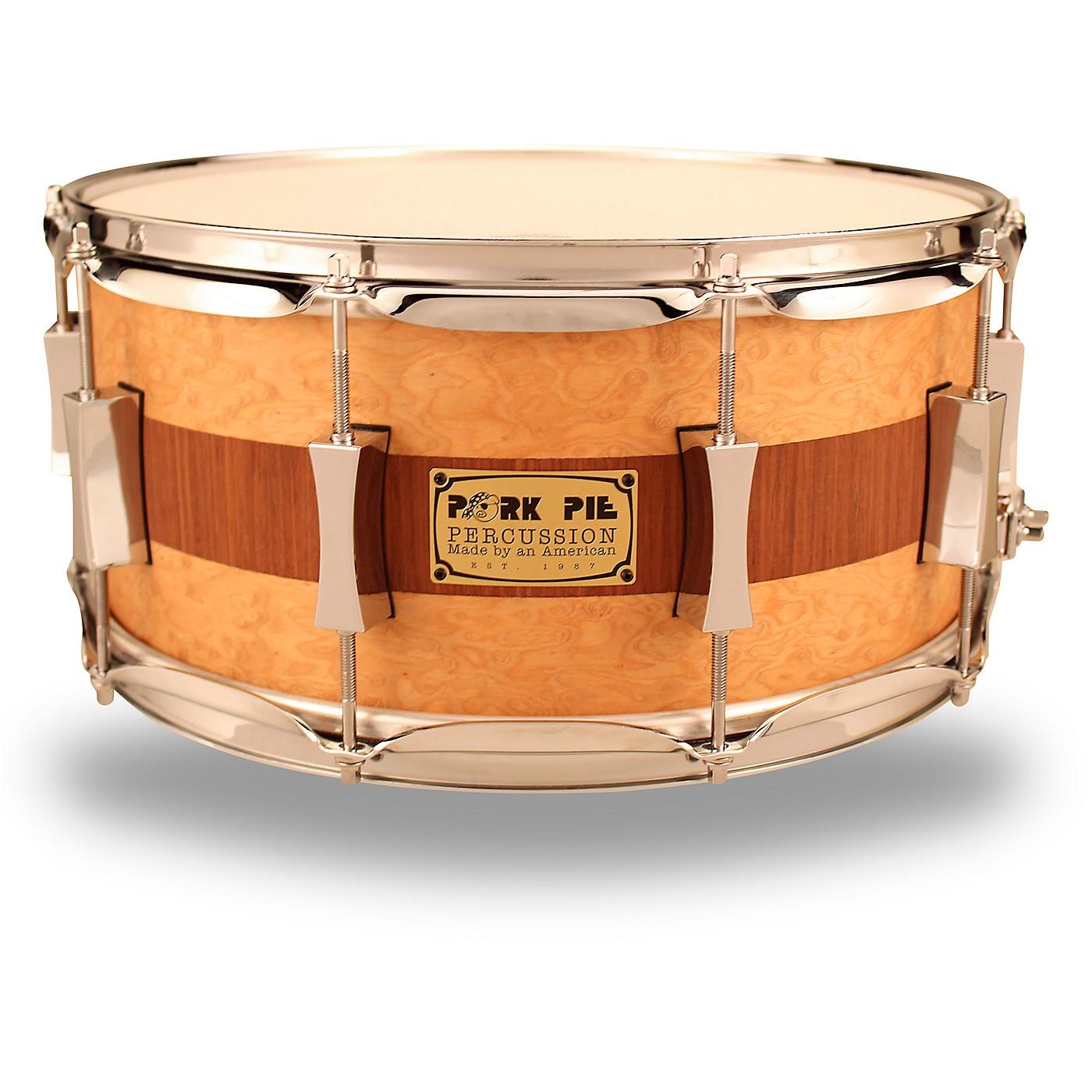 Pork Pie USA USA Custom Snare Drum thumbnail