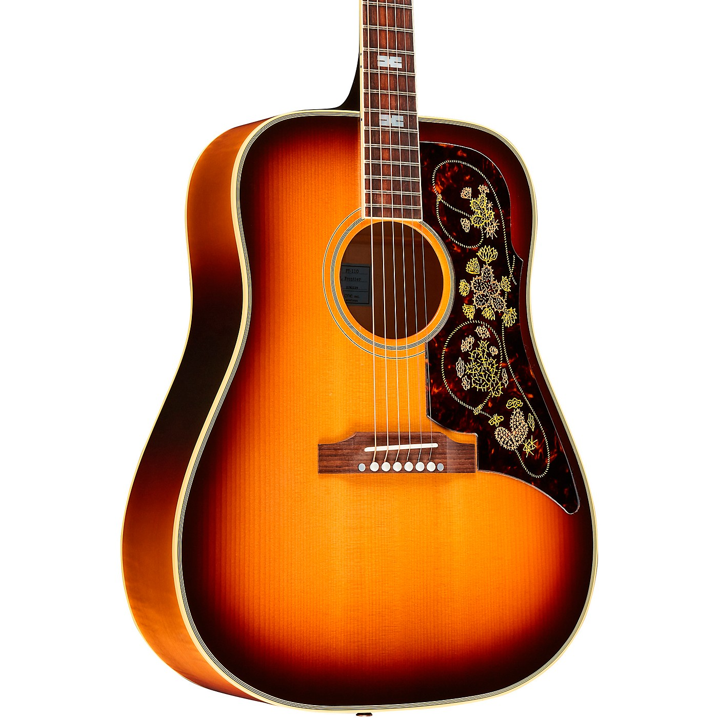 Epiphone USA Frontier Acoustic-Electric Guitar thumbnail