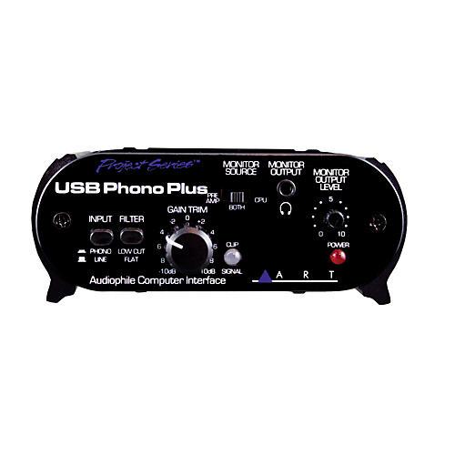 ART USB Phono Plus Project Series thumbnail