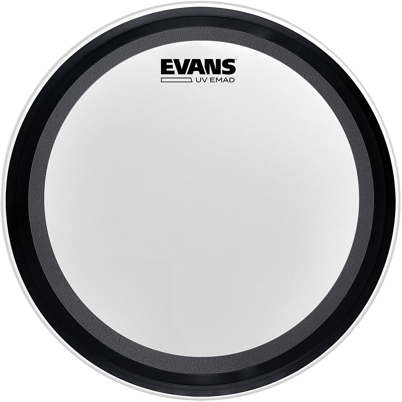 Evans UV EMAD Bass Drum Head thumbnail