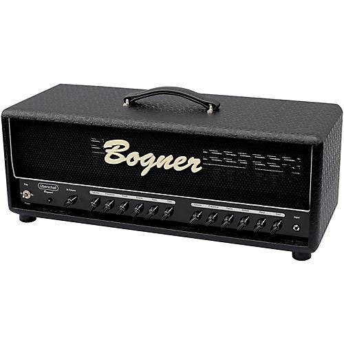 Bogner Uberschall 100W 6L6 Tube Guitar Amp Head Comet Black thumbnail