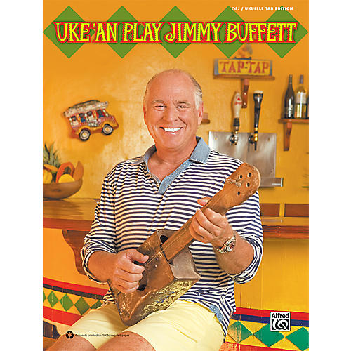 Alfred Uke 'An Play Jimmy Buffett Book thumbnail
