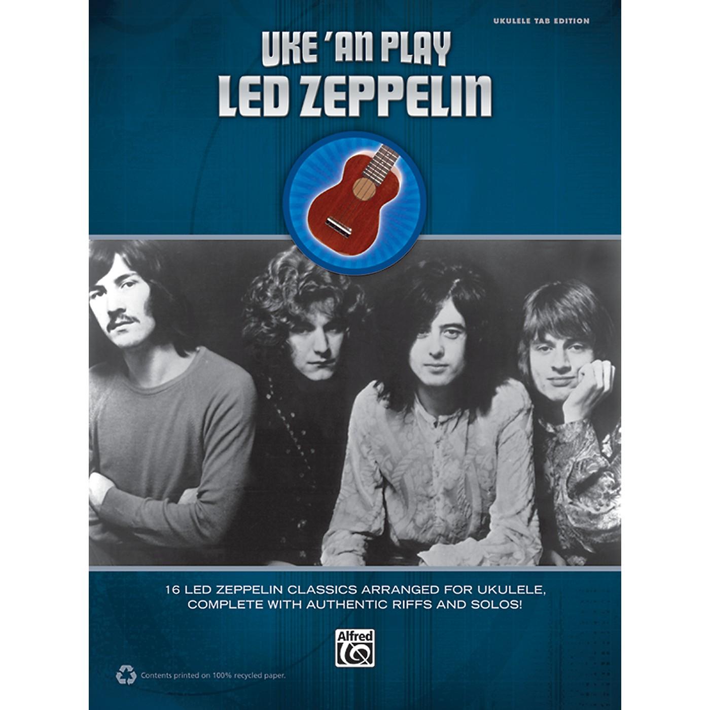 Alfred Uke 'An Play Led Zeppelin Book thumbnail
