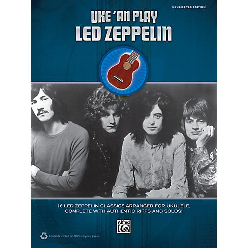 Alfred Uke 'An Play Led Zeppelin Book thumbnail
