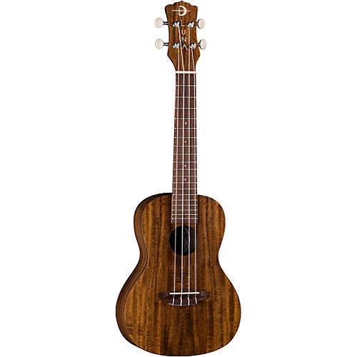 Luna Guitars Uke Flames Acacia Tenor Ukulele thumbnail