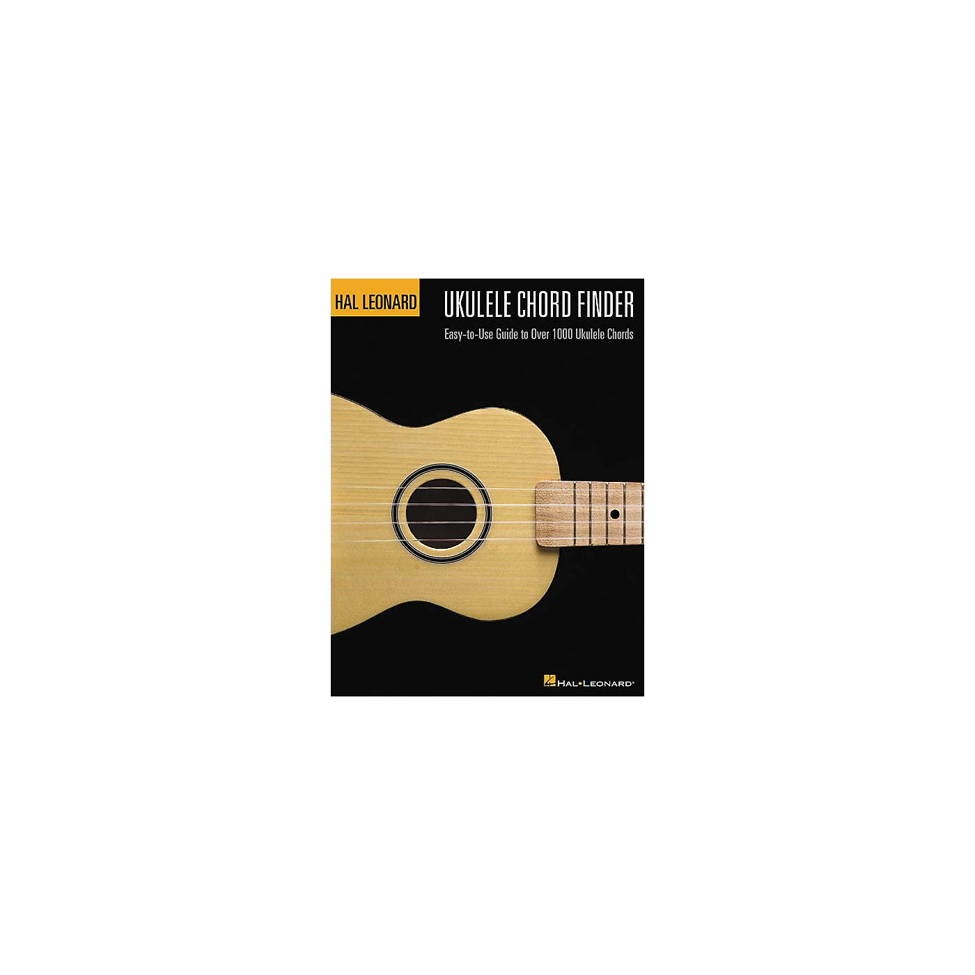 Hal Leonard Ukulele Chord Finder Book thumbnail