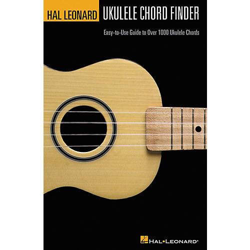 Hal Leonard Ukulele Chord Finder (Book) thumbnail