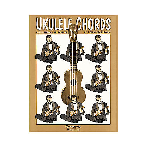 Centerstream Publishing Ukulele Chords Chart thumbnail