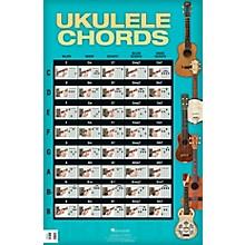 Hal Leonard Ukulele Chords Poster