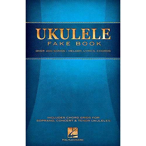 Hal Leonard Ukulele Fake Book-thumbnail