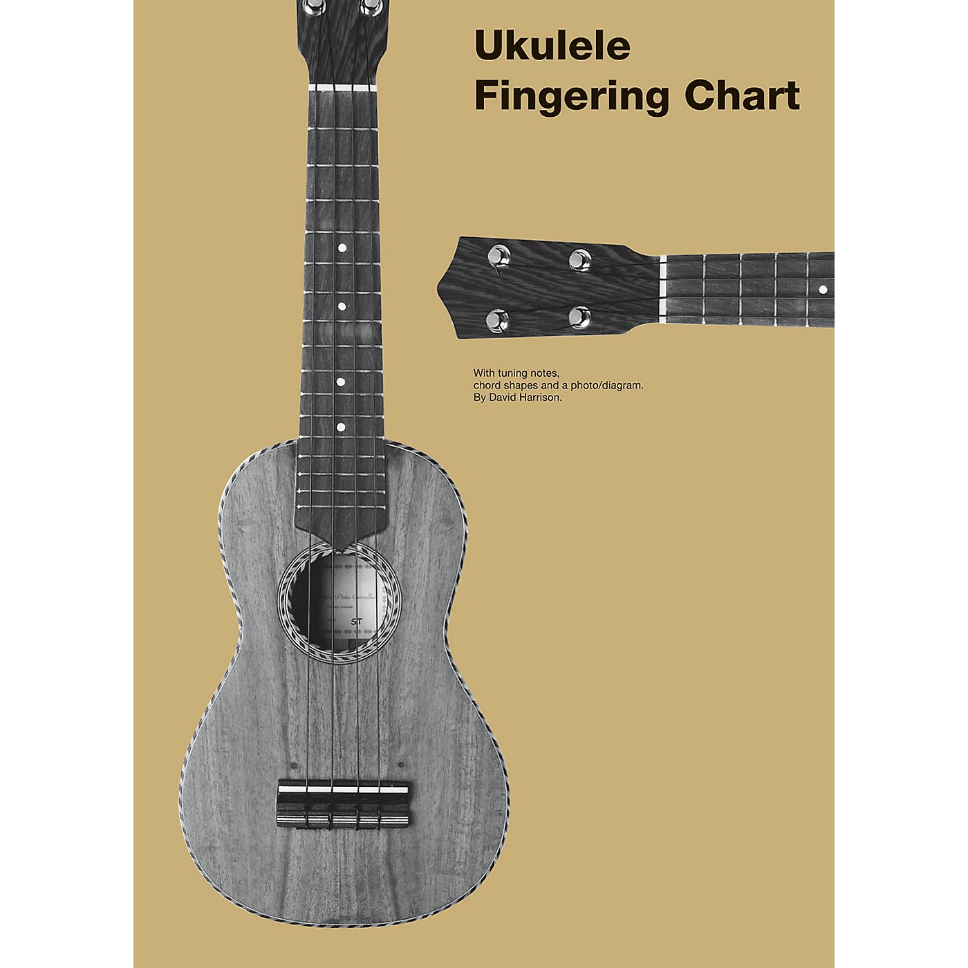 Chester Music Ukulele Fingering Chart Music Sales America Series Softcover thumbnail