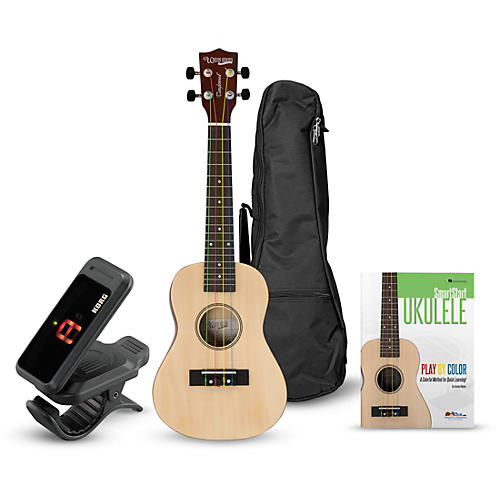Tanglewood Ukulele Learn to Play Bundle thumbnail