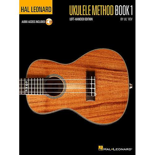 Hal Leonard Ukulele Method Book 1  Left-Handed Edition Book/CD thumbnail
