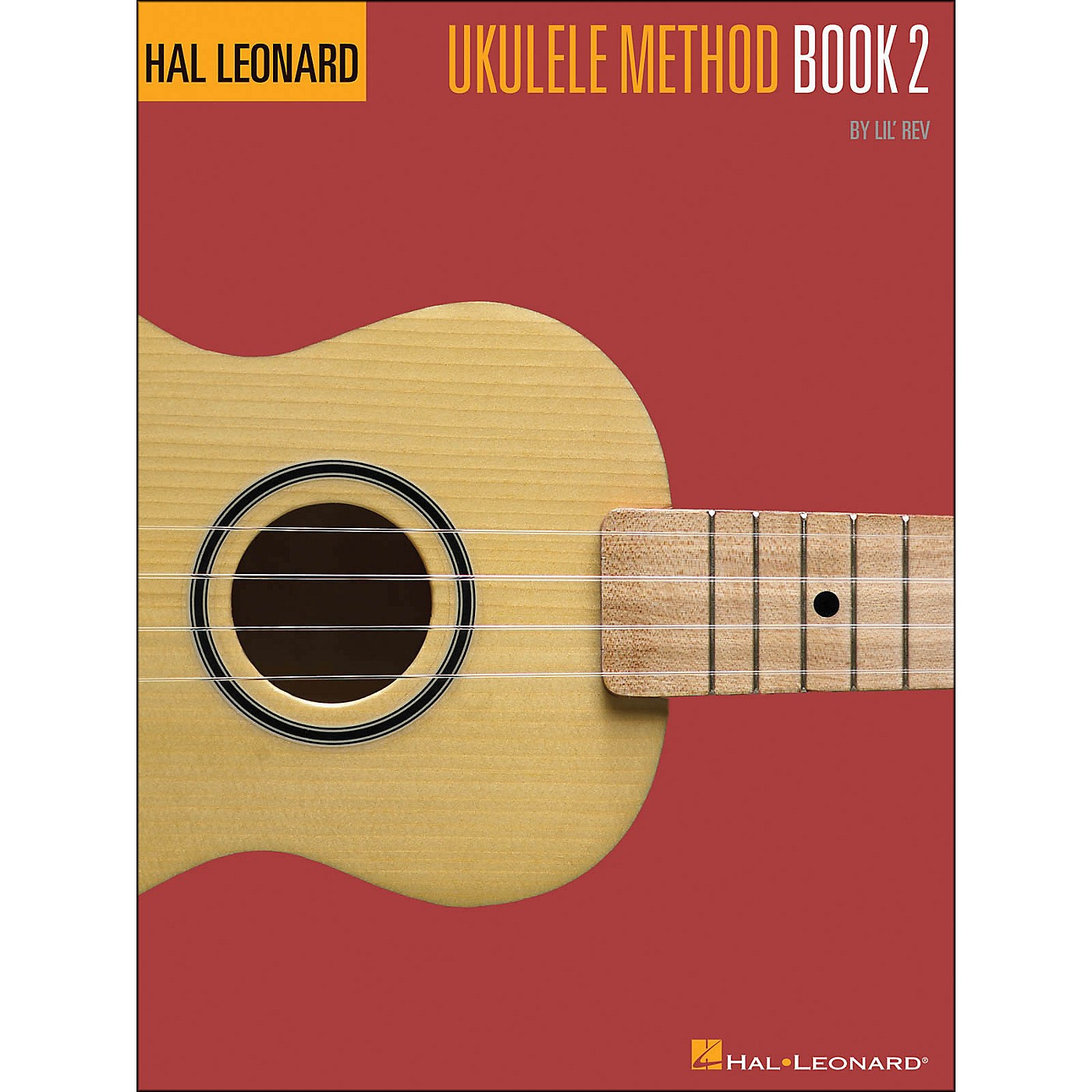 Hal Leonard Ukulele Method Book 2 thumbnail