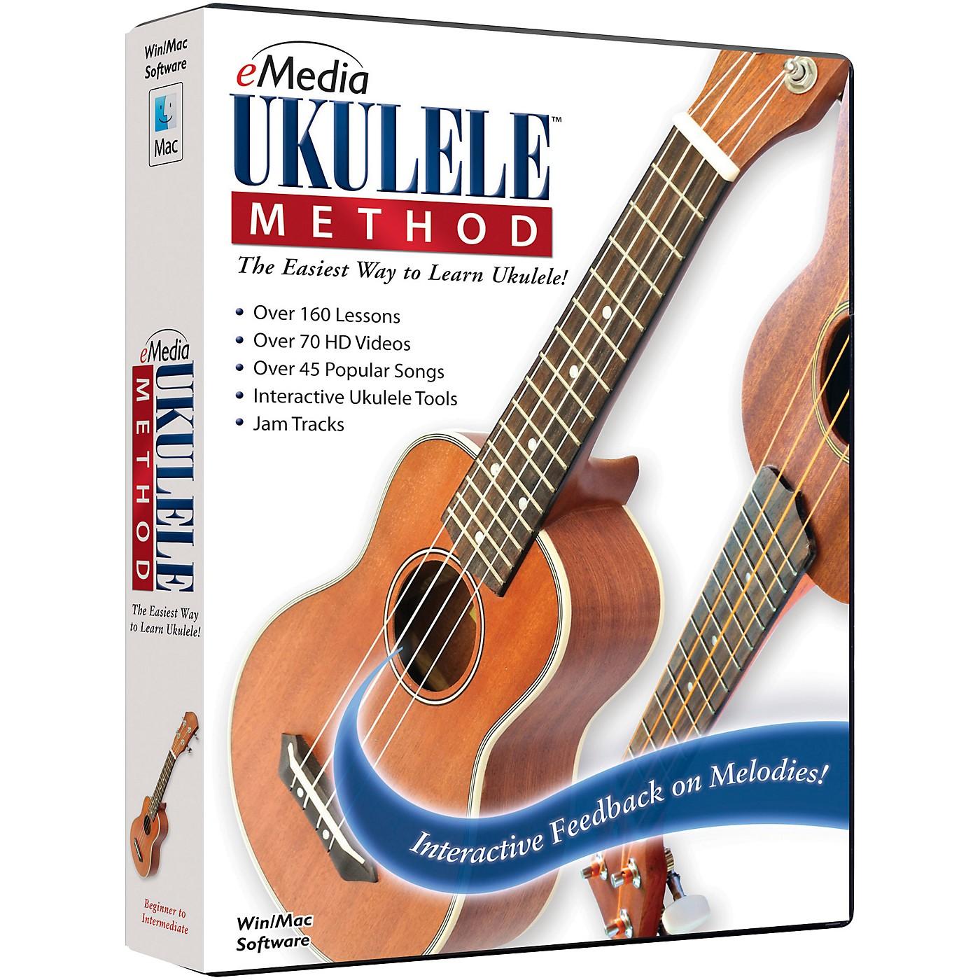 eMedia Ukulele Method thumbnail