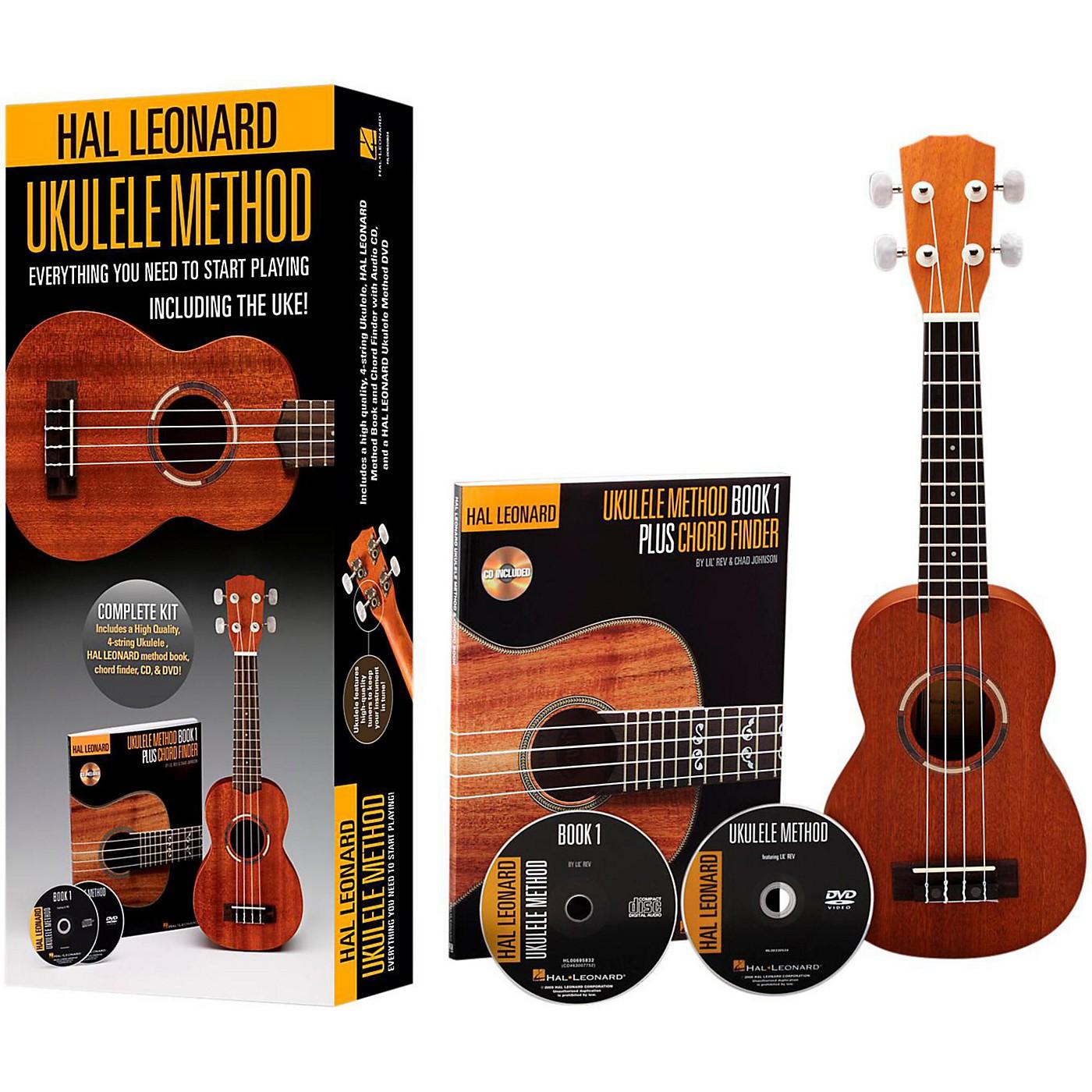 Hal Leonard Ukulele Starter Pack thumbnail