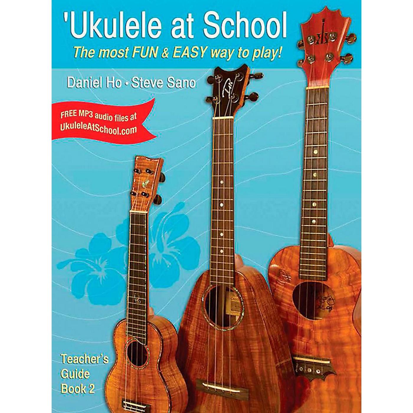 Alfred 'Ukulele at School, Book 2 - Teacher's Guide Intermediate thumbnail