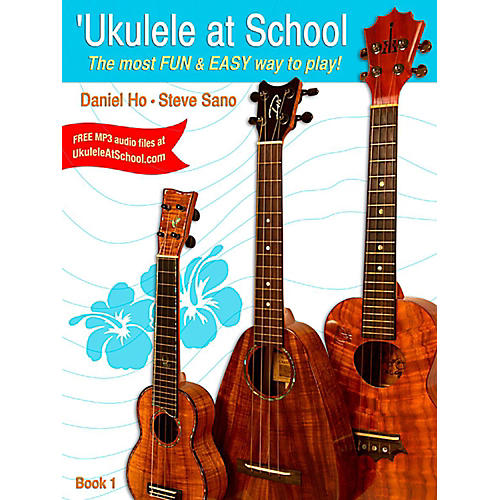 Alfred Ukulele at School Student's Book 1 thumbnail