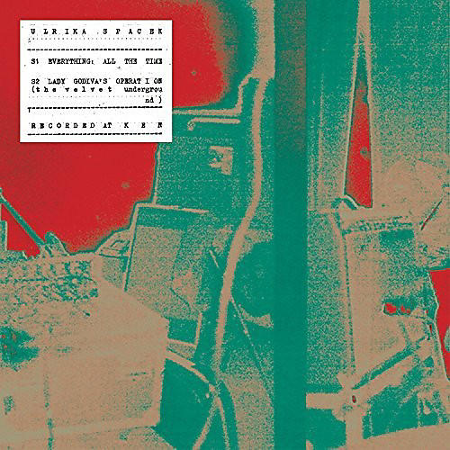 Alliance Ulrika Spacek - Everything All The Time thumbnail