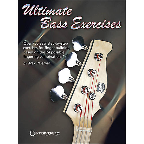 Centerstream Publishing Ultimate Bass Exercises thumbnail