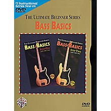 Warner Bros Ultimate Beginner Series - Bass Basics (DVD)