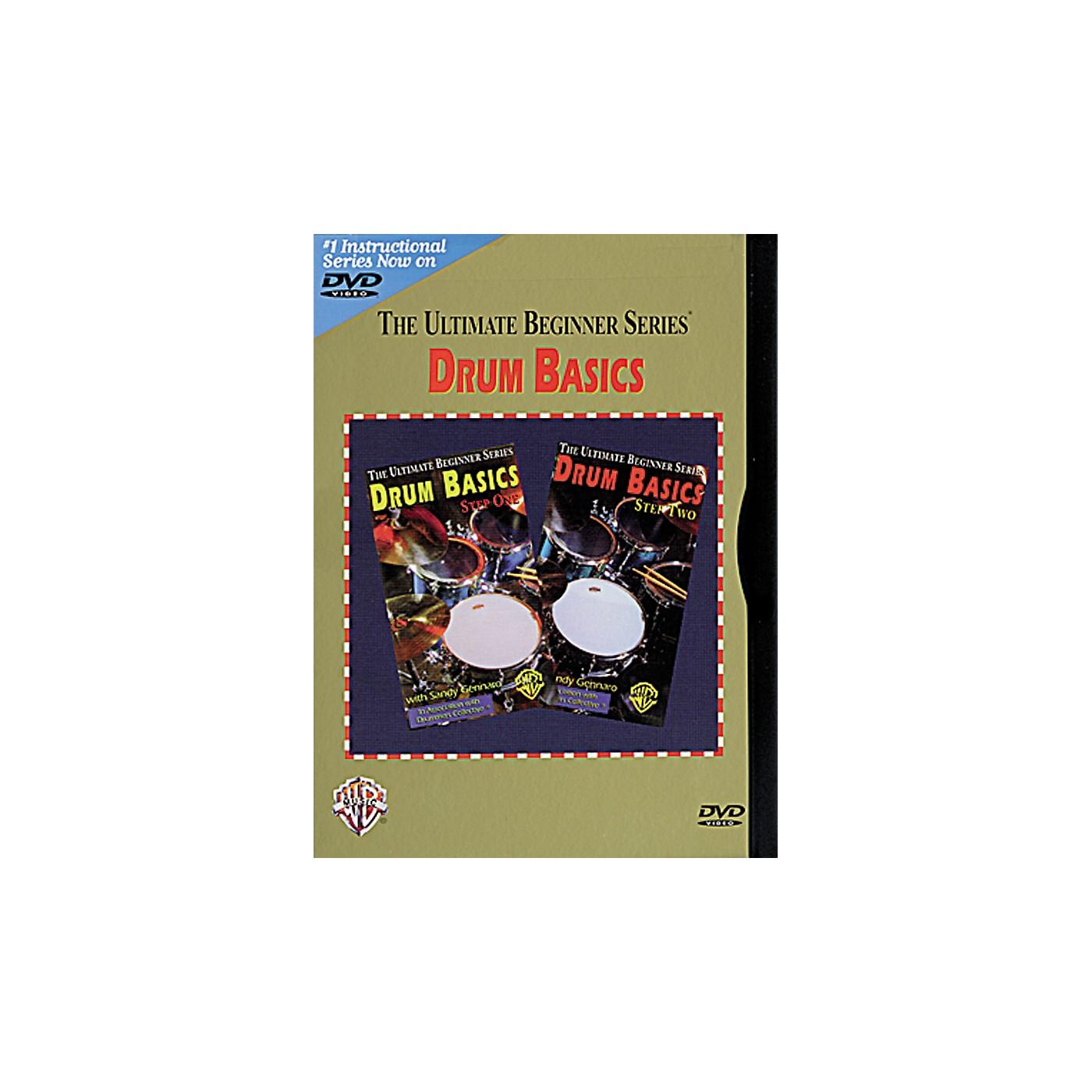 Warner Bros Ultimate Beginner Series - Drum Basics DVD thumbnail