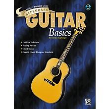 Alfred Ultimate Beginner Series: Bluegrass Guitar Basics Book/CD