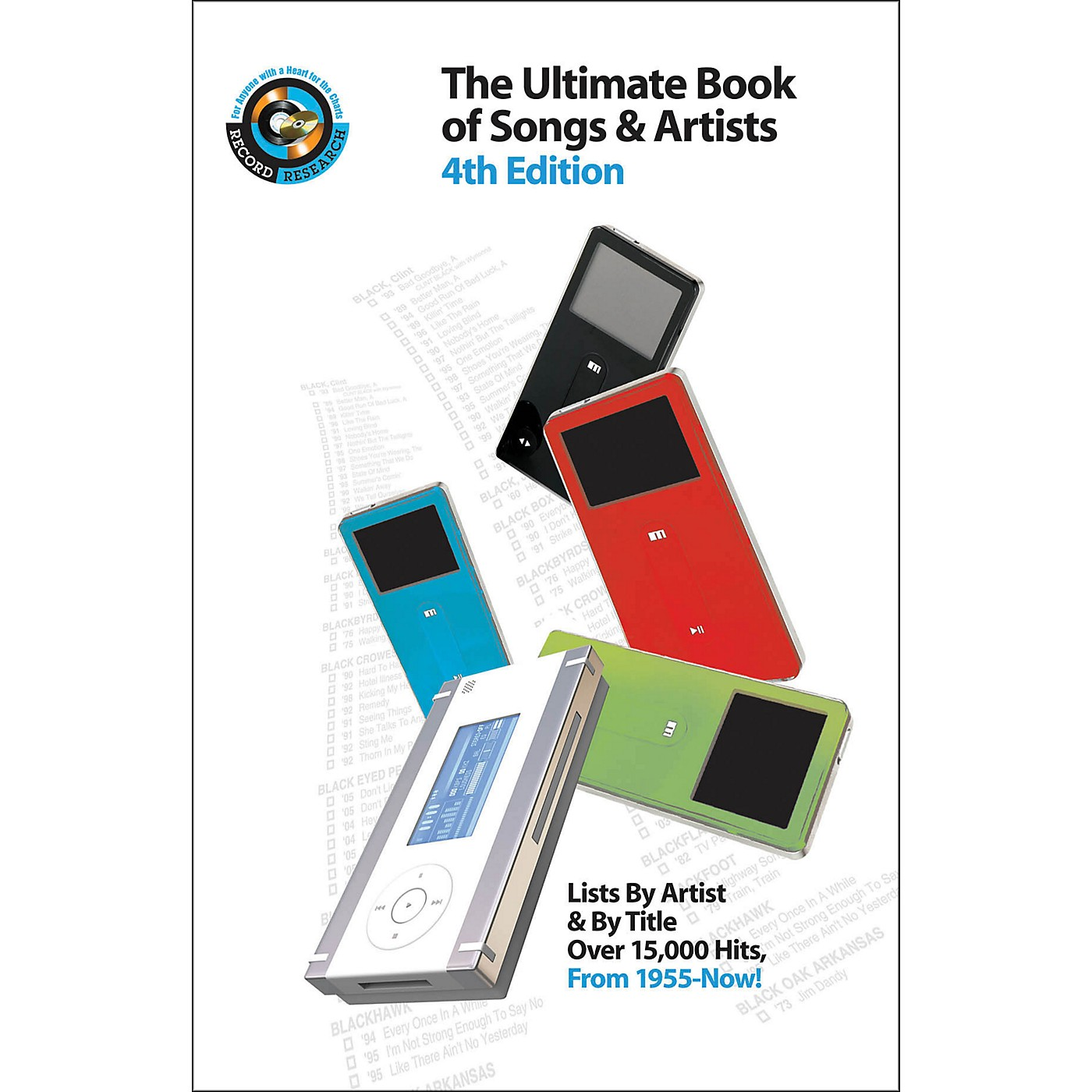 Hal Leonard Ultimate Book Of Songs And Artists - Essentail Music Guide Of 15,000 Hits Since 1955 thumbnail