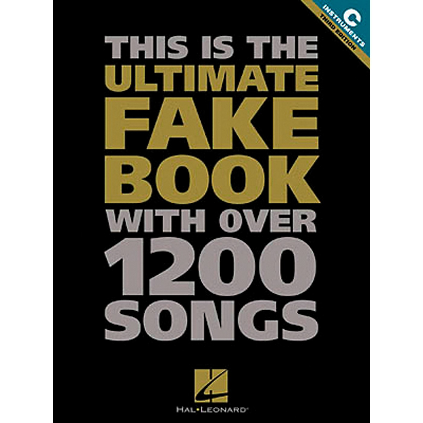 Hal Leonard Ultimate Fake Book #1 thumbnail