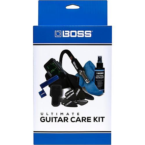 Boss Ultimate Guitar Care Kit thumbnail