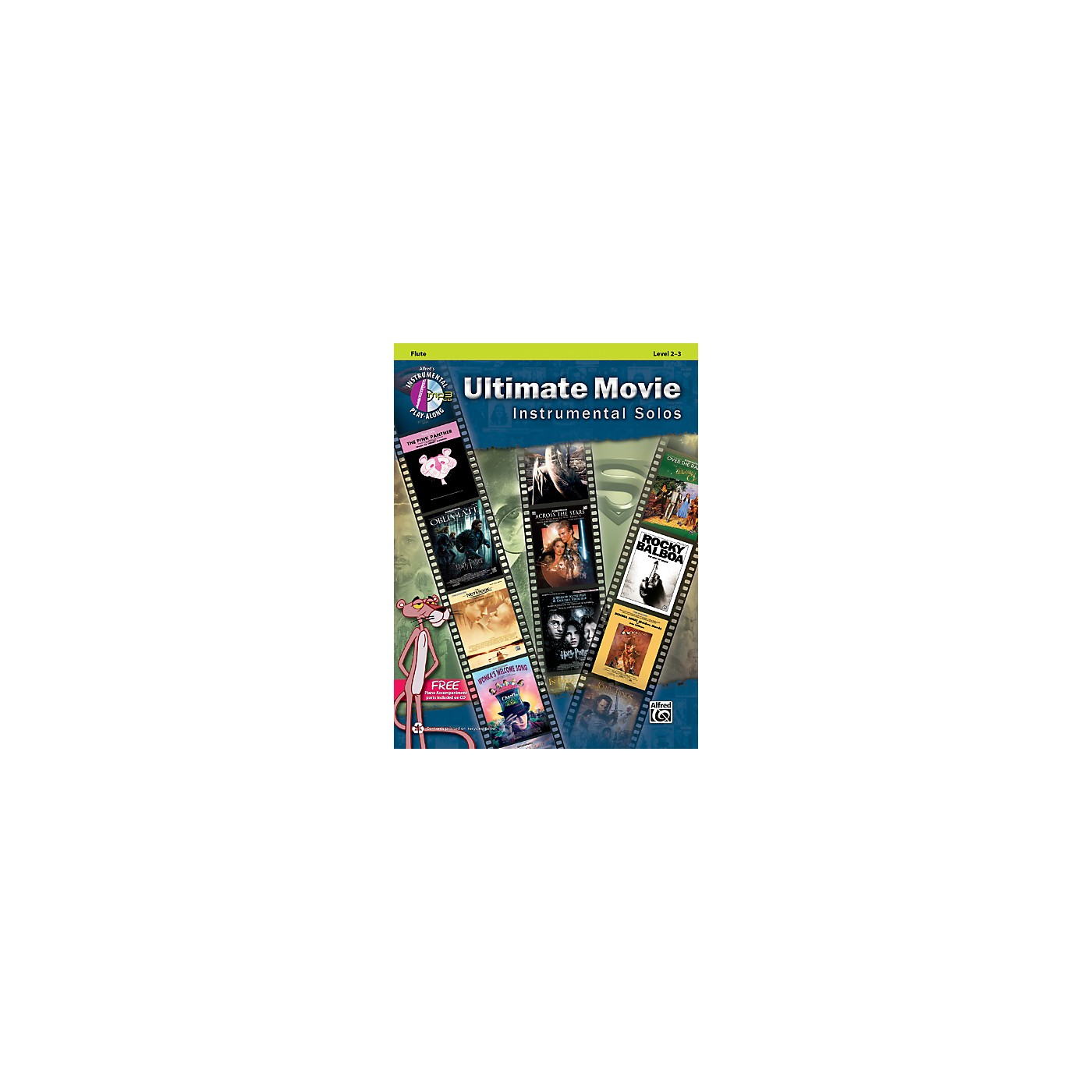 Alfred Ultimate Movie Instrumental Solos for Flute (Book/CD) thumbnail
